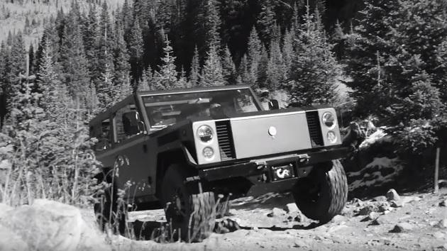【ビデオ】ボリンジャー・モーターズ、完全電動SUV「B1」が厳しいオフロードを走破する映像を公開