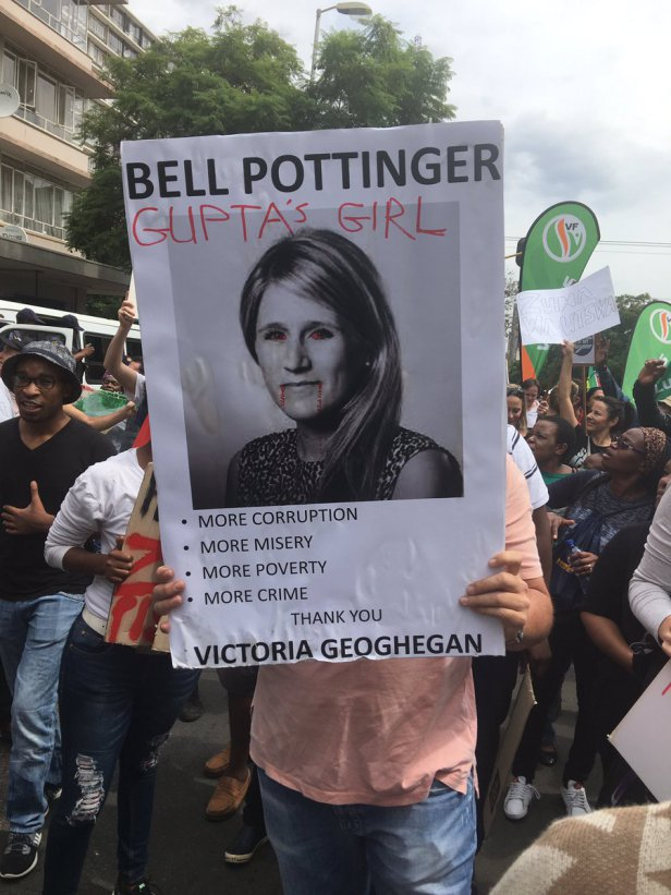 Data Scientist Analyses How South Africans Reacted On Twitter To Bell Pottinger's