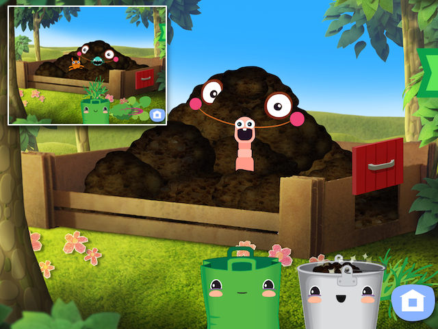 Connie the Compost and the Micro organisms