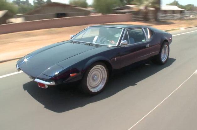 【ビデオ】1971年型のデ・トマソ「パンテーラ」を紹介