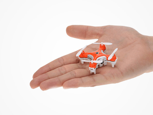 World's Smallest Camera Drone + 2GB Micro SD Card