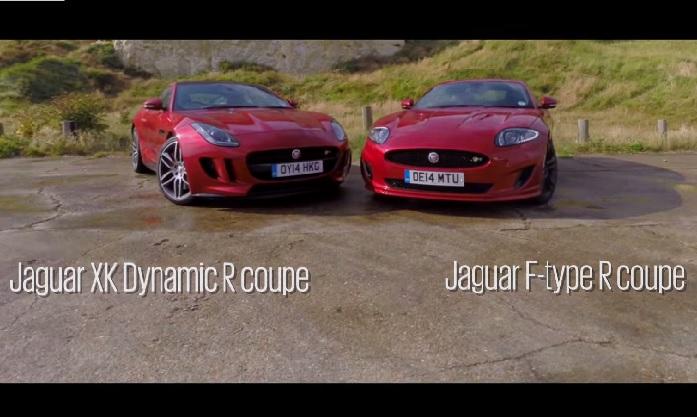 【ビデオ】ジャガー「XK」と「Fタイプ」を徹底比較!