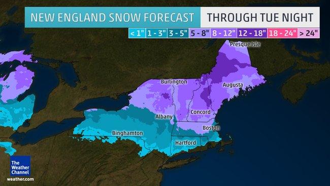 winter storm Goliath