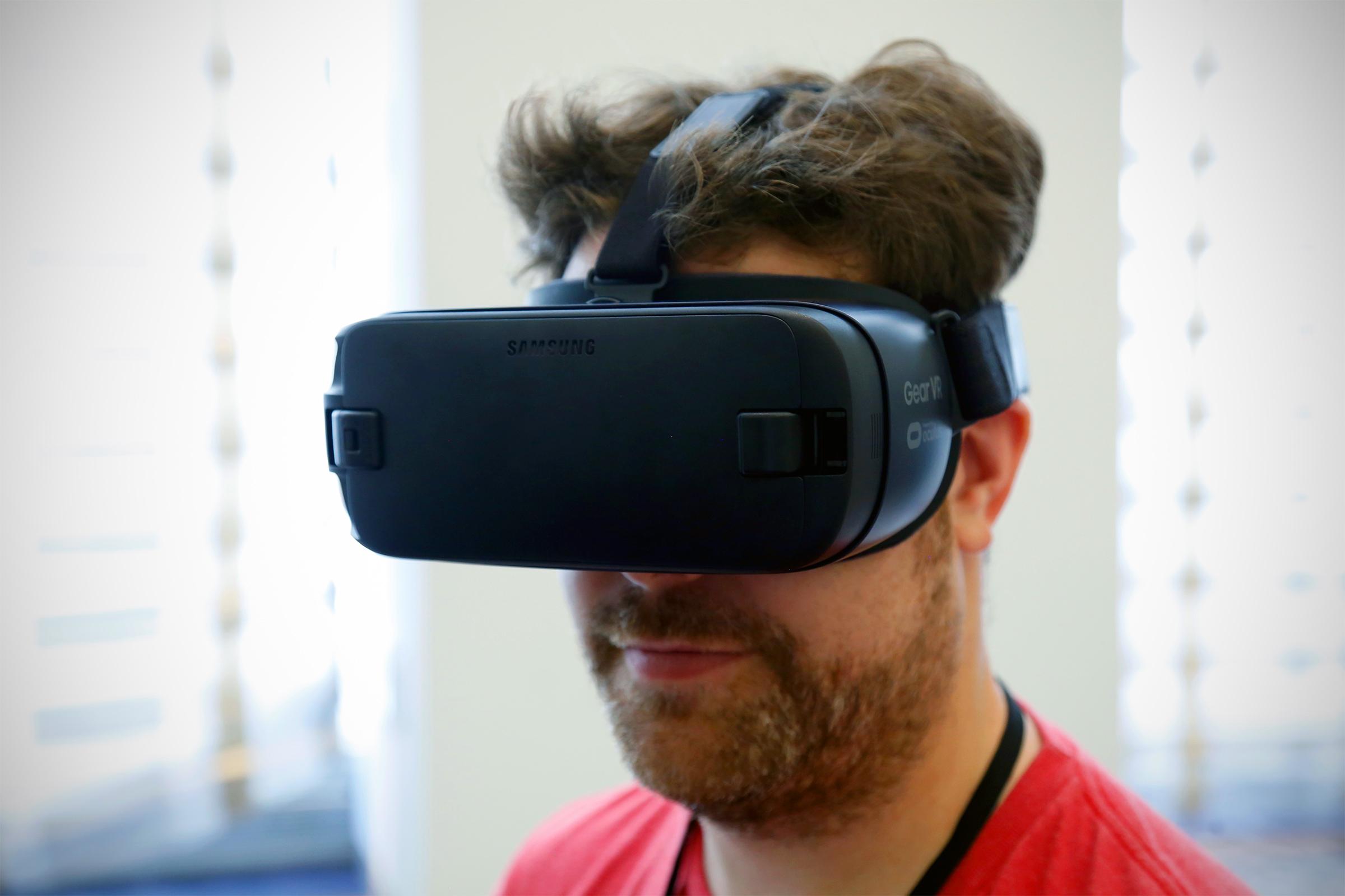 Gear VR 也随 Note 7 的发布一同更新啦