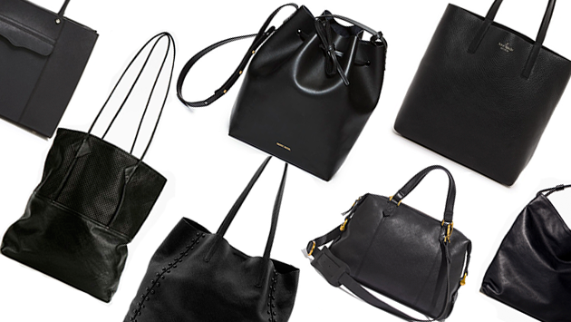 Let's get shopping: Finding the perfect black bag