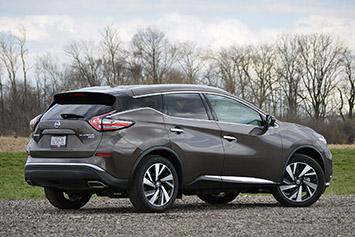 2015 Nissan Murano: Introduction [w/video] - Autoblog