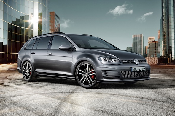 Volkswagen Golf GTD Estate