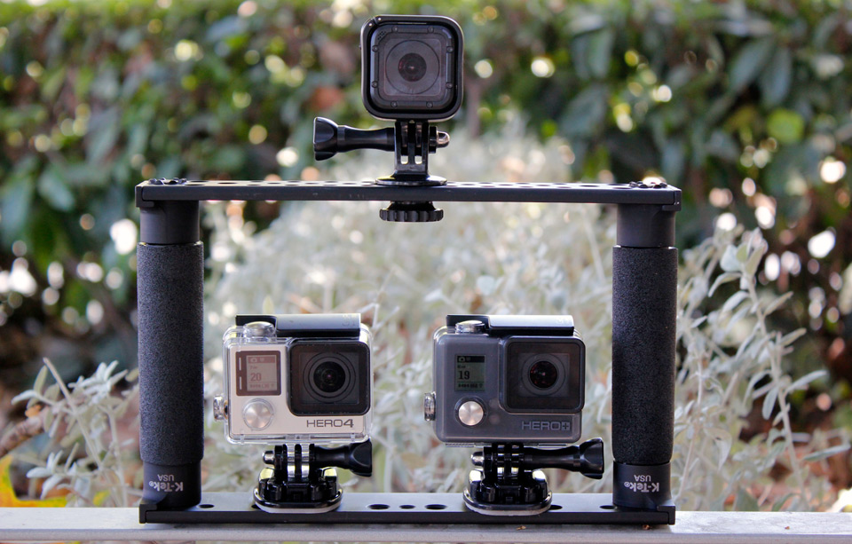 gopro hero session versus the silver
