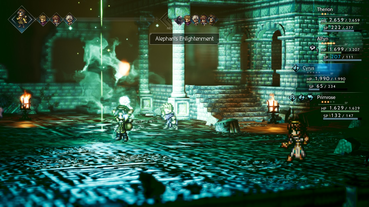 Switch RPG Octopath Traveler Gives You Too Many Roles To Play