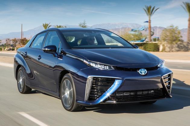【レポート】トヨタ、近い将来に水素燃料電池自動車の価格をディーゼル車と同程度に