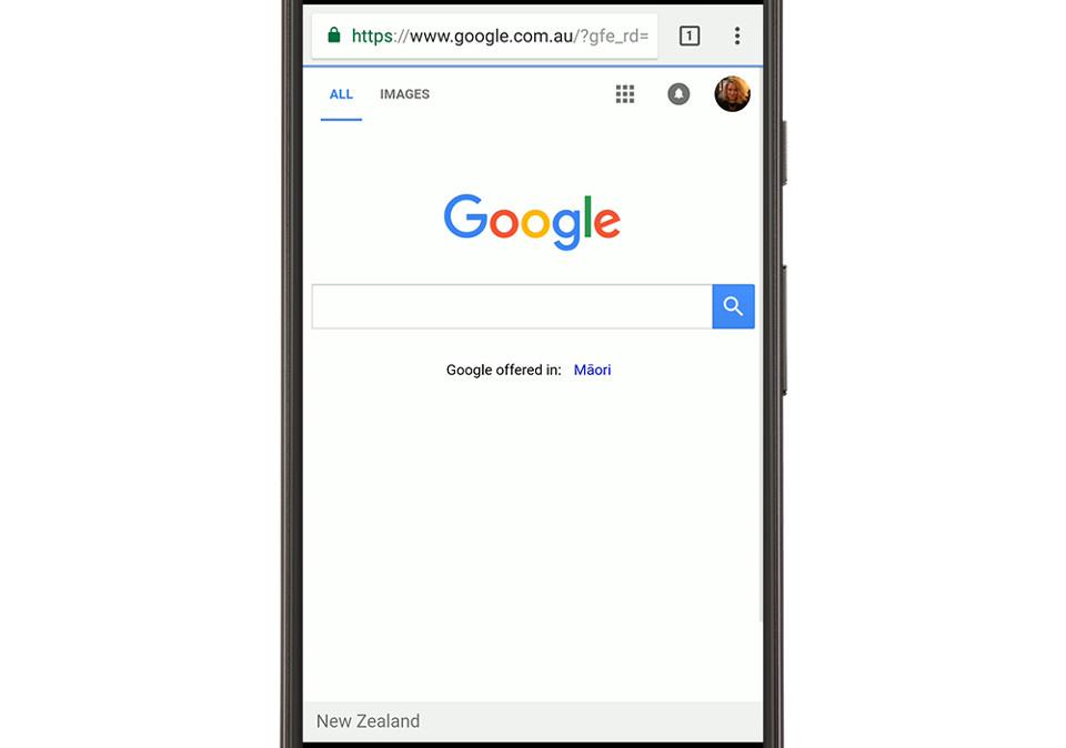 Google 搜尋會自動偵測你的位置,給你更好的本地搜索