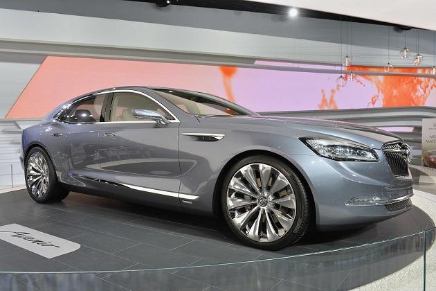 【北米国際自動車ショー2015】ビュイックの新コンセプト、「アヴニール コンセプト」(ビデオ付)