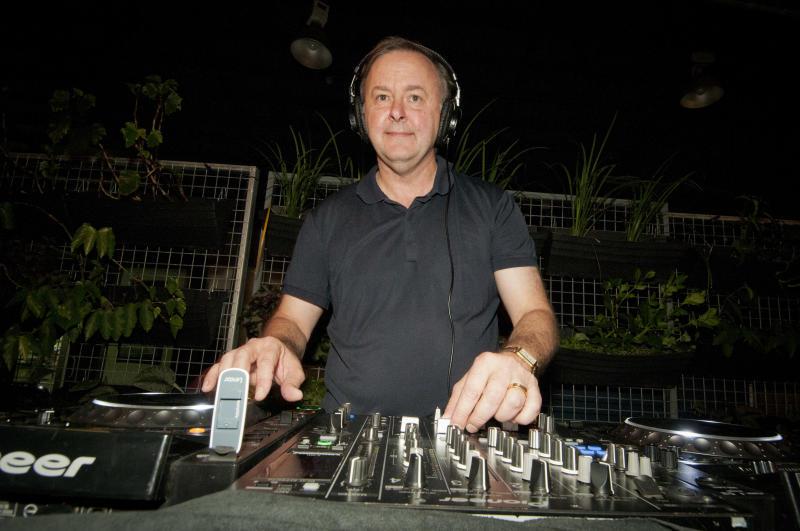 DJ Albo on the