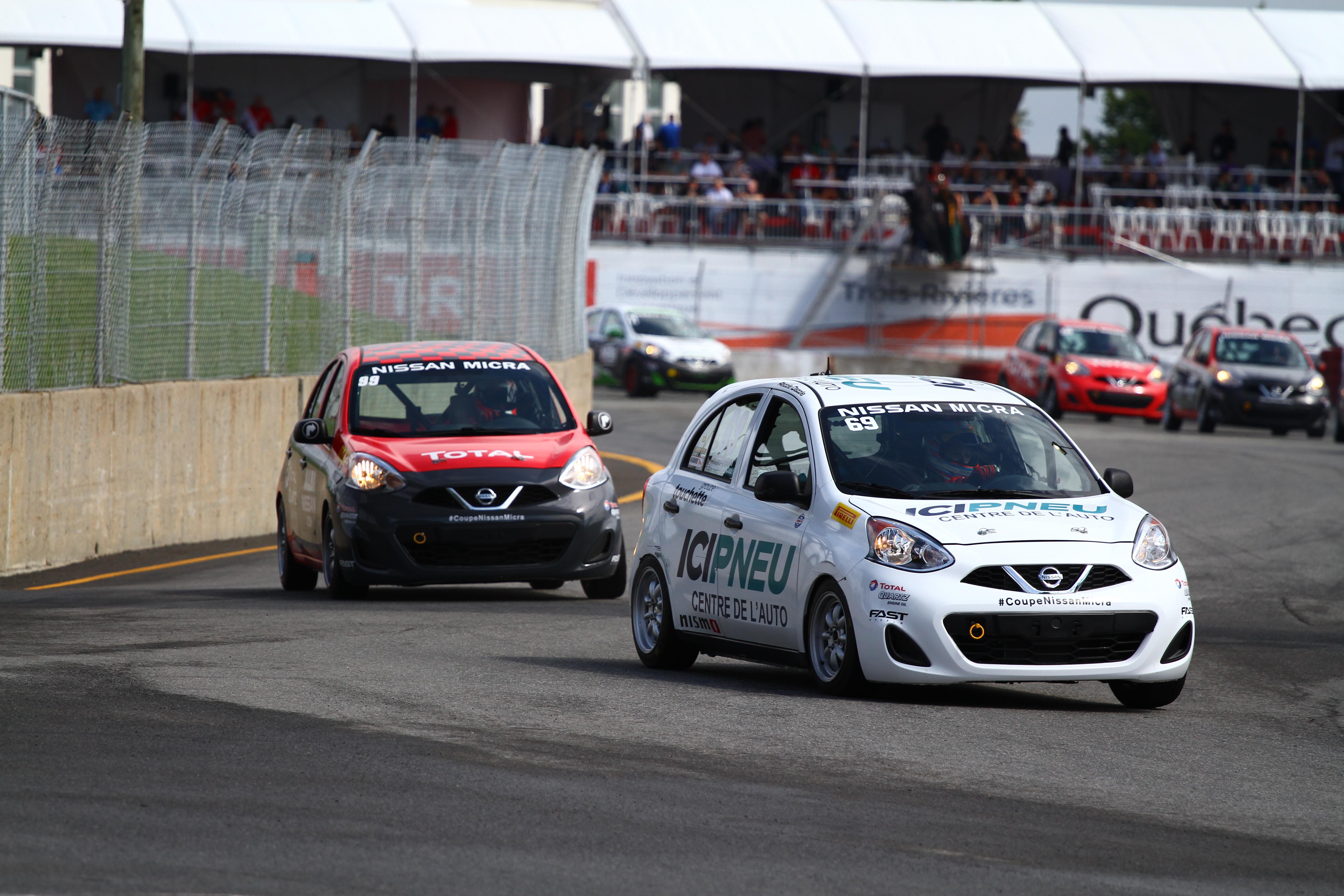 Coupe Micra: la série de courses pour