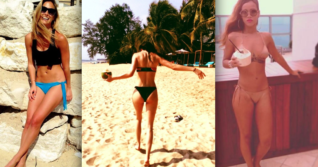 Summer's sexiest celebrity beach bodies
