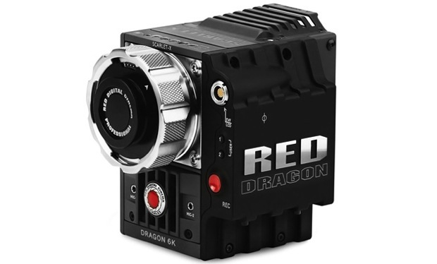 6K 攝影機勁旅 Red Scarlet Dragon 建議售價出爐:US$14,500 六月「開賣拉」