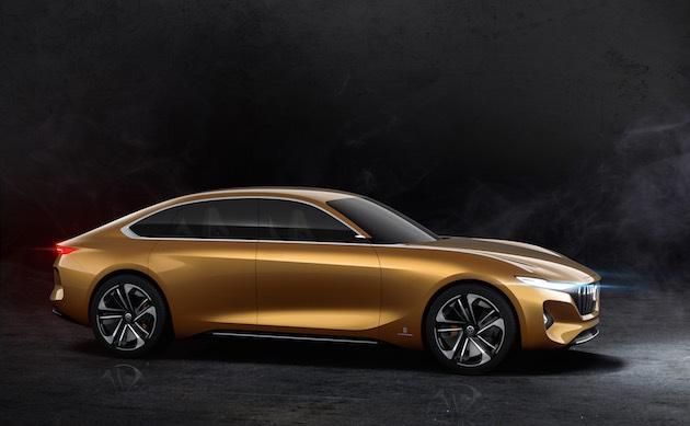 ピニンファリーナ、正道集団のためにデザインした2台の新作コンセプトカーを北京モーターショーで発表
