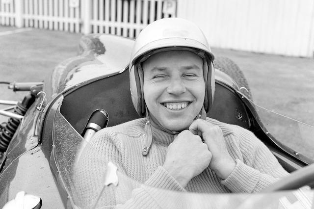 File photo dated 03-04-1961 of John Surtees.