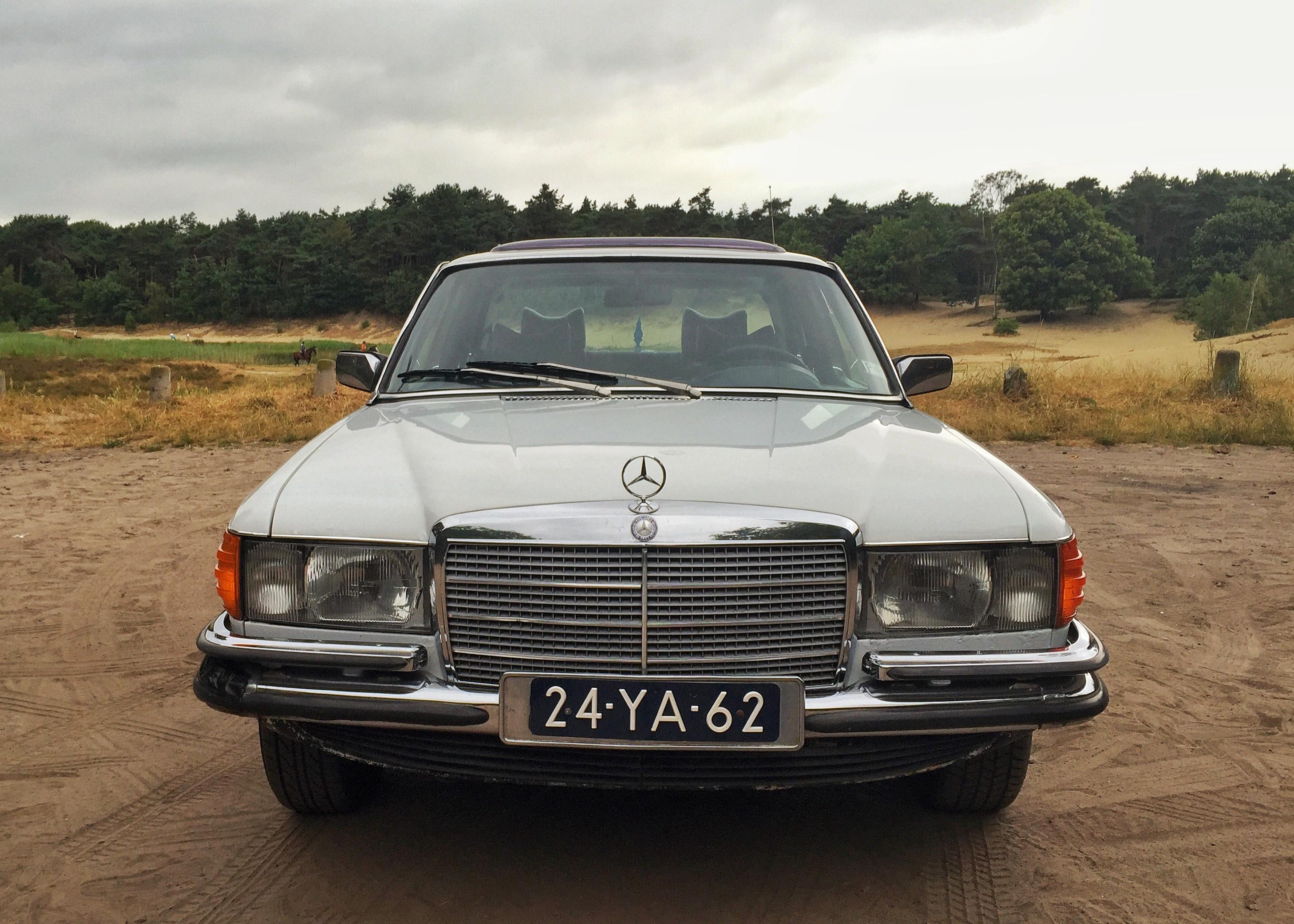 1976 Mercedes 280 SE