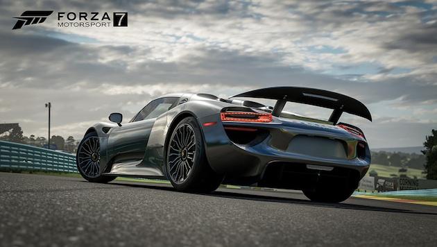 最新レーシング・ゲーム『Forza Motorsport 7』に登場する700台以上のうち167車種が明らかに!