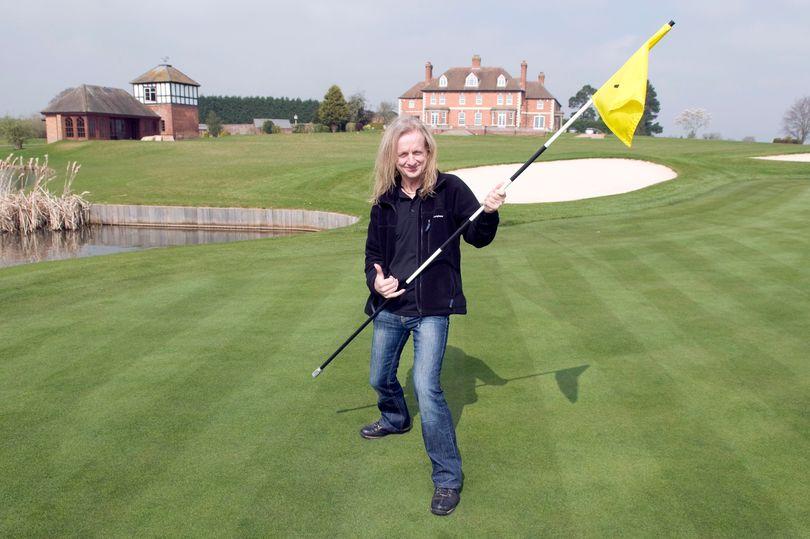 Judas Priest rocker's golf course goes into administration