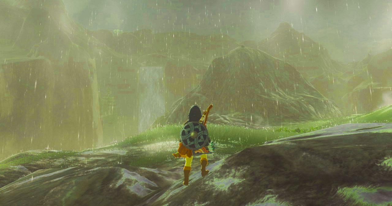 Zelda Open World
