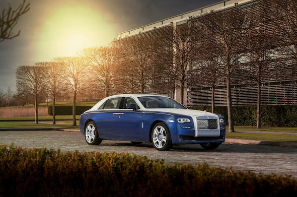 Rolls-Royce Ghost Mysore