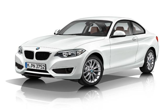 BMW、「2シリーズ クーペ」に3気...