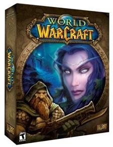 world of warcraft game box