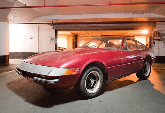 【ビデオ】 1971年製のフェラーリ「365 GTB/4」 がRMオークションへ