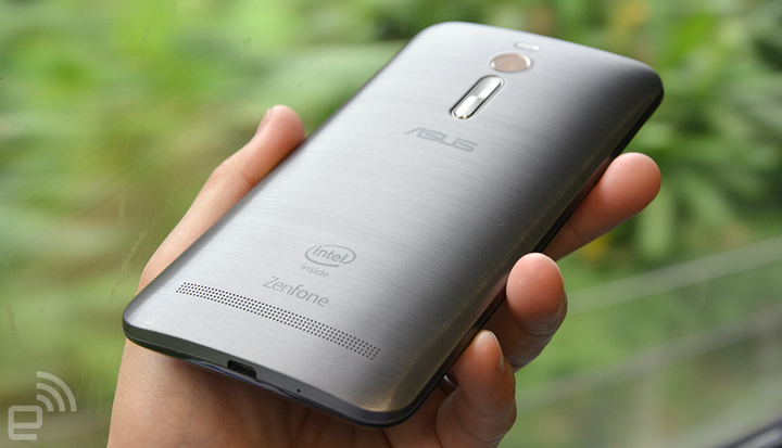 ZenFone 2 再添 4GB 内存、128GB 存储空间版本