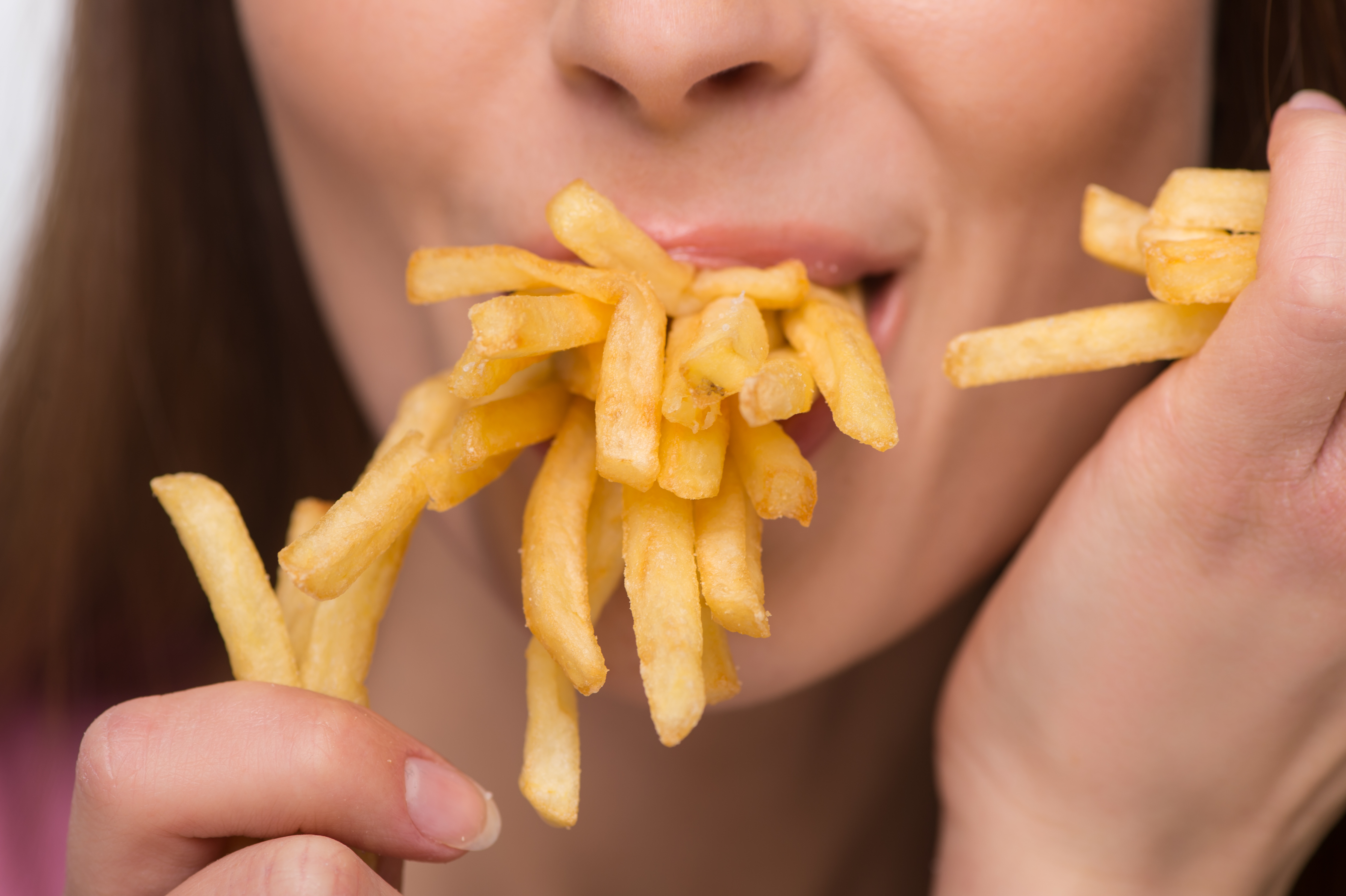Best to keep French Fries as a