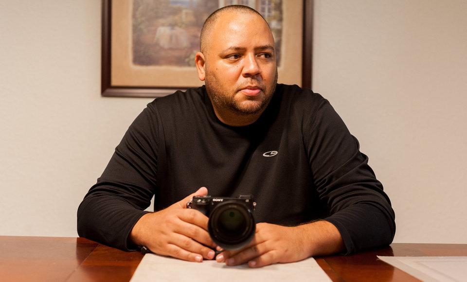 Omar Delgado, l'un des premiers policiers à être arrivés sur la scène de la fusillade du Pulse l'an dernier,...