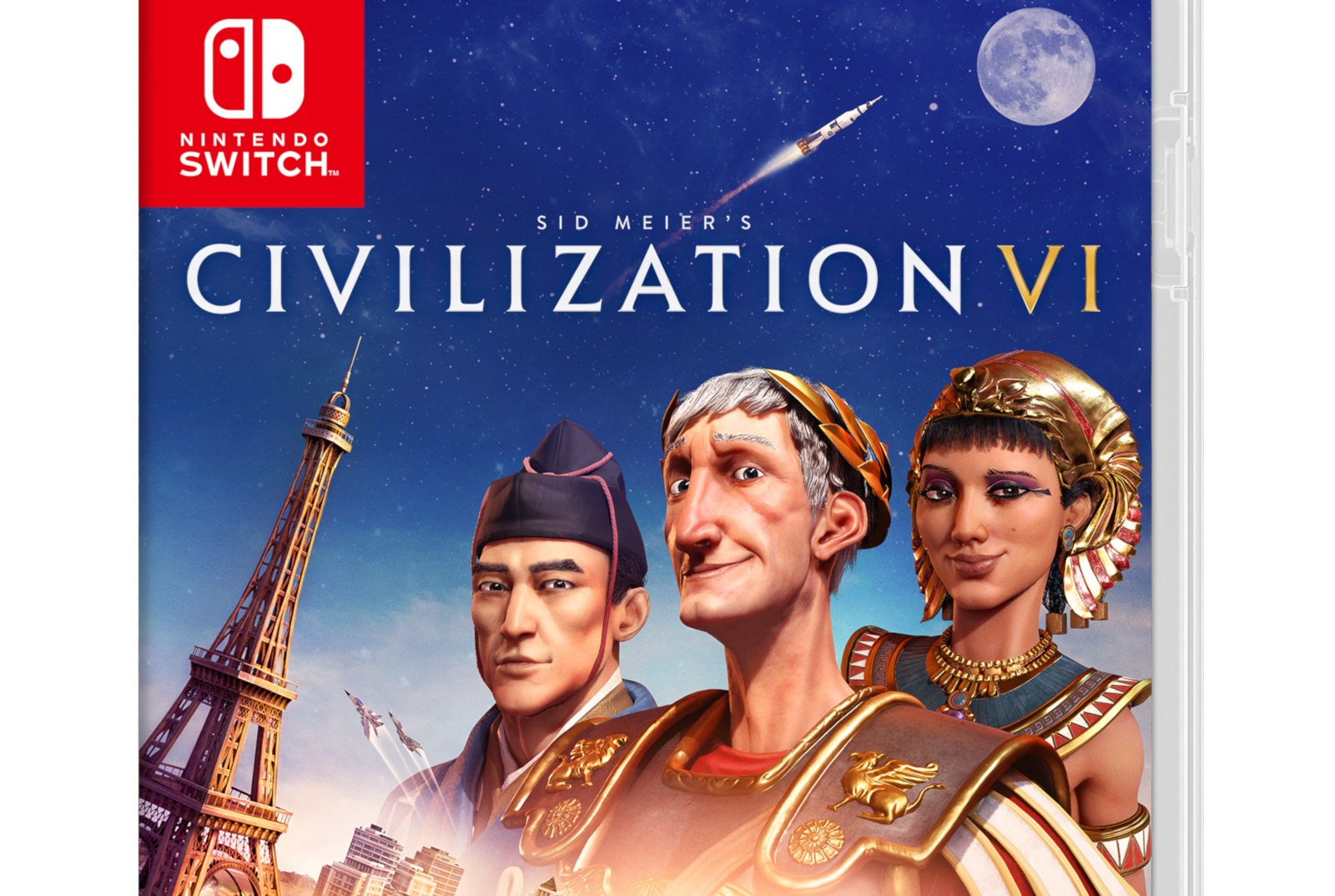Watch the 'Civilization VI' trailer for Nintendo Switch