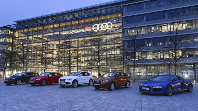 ドイツ・インゴルシュタット検察、排出ガス不正問題でアウディの捜査を開始