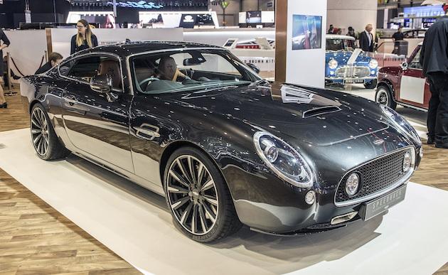 【ジュネーブモーターショー2018】デビッド・ブラウン・オートモーティブ、レトロで高級な限定モデル「スピードバック シルバーストーン エディション」を発表!
