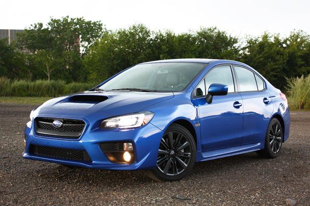 Autoblog long-term Subaru WRX