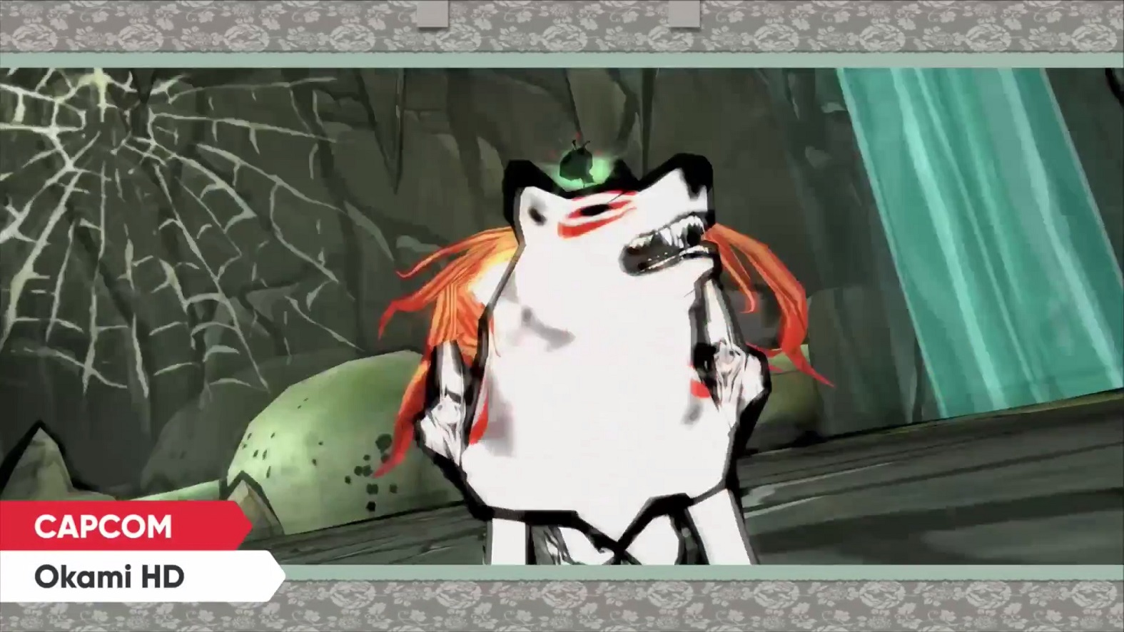 Okami Hd Arrives On Nintendo Switch This Summer Relay Animation
