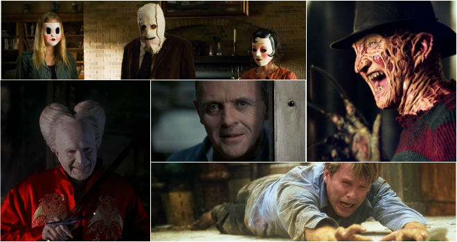best horror movies past 30 years