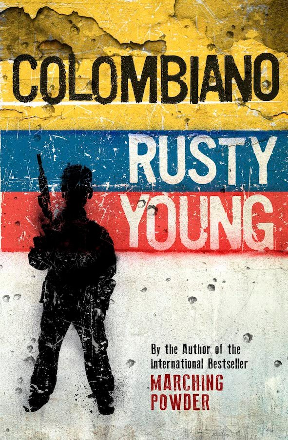 Rusty Young And The Bolivian Drug