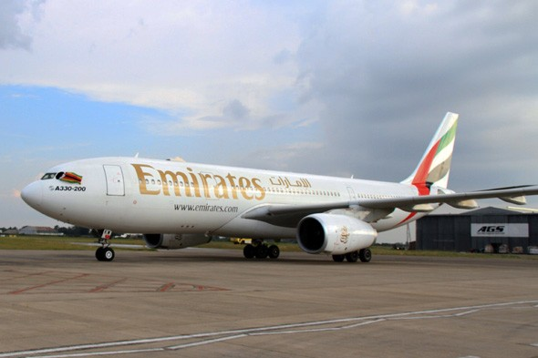 Smoke in cabin forces emergency evacuation of Emirates plane in Pakistan