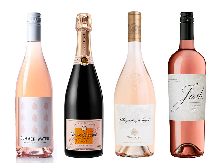 Best rose wines for summer