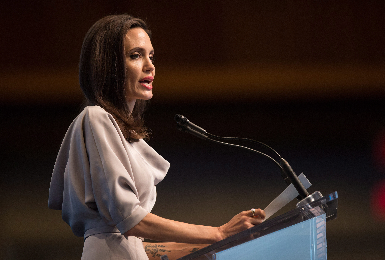 Read Angelina Jolie's Full Keynote Address To UN ...