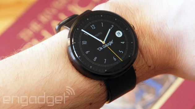 統計指去年有 720,000 隻 Android Wear 手錶賣出了,你覺得成績如何?