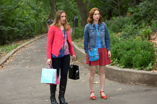 Inside The Colorfully Costumed World Of Unbreakable Kimmy Schmidt