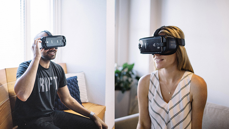 Gear VR gets social with Oculus Rooms and Parties