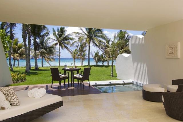 Grand Velas Riviera Maya suite