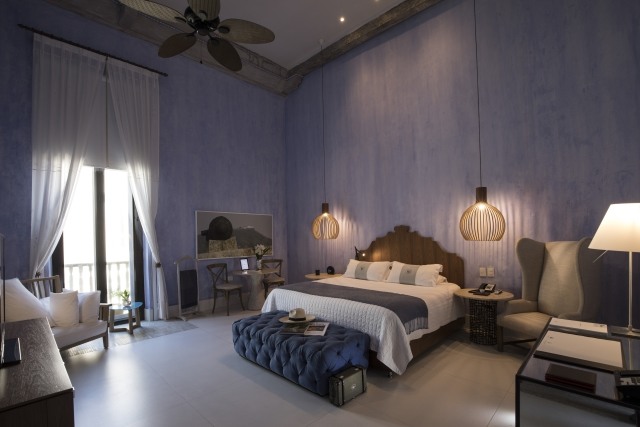Hotel Charleston Santa Teresa bedroom