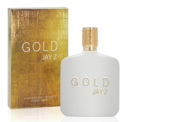 Jay z's Gold fragrance.