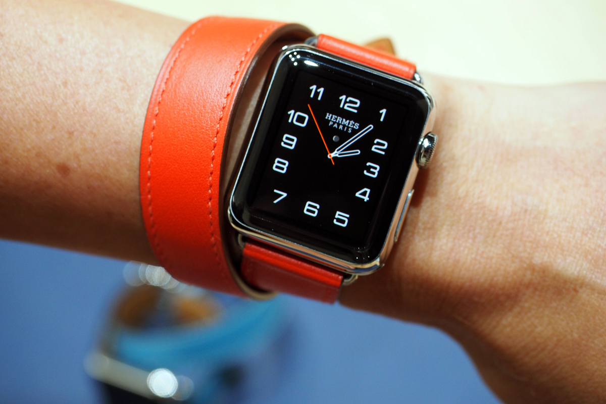 imitation hermes - Apple Watch Herm��s leather bands are now available
